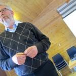 Prosjektleder for ETS-skolen, Ole Kristian Severinsen. Foto: Robin Lund, Fotonaut.no
