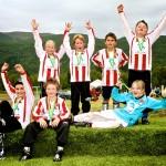 Gutter Kjøpsvik (klasse G00, miniputter 10 år). Foto: Robin Lund, Fotonaut.no
