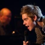 Benjamin Zuidhoek Larsen sang en Elton John-sang. Foto: Robin Lund, Fotonaut.no