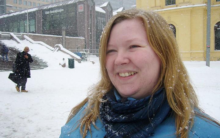 Anja Karlsen 30 år