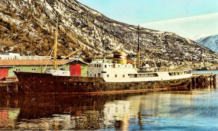 MS «Skogøy» sin siste reis