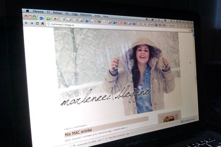 Ofoten-blogger: Marlene – Jenta fra Narvik