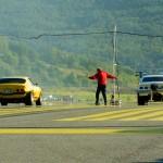 Real Street Challenge Dragrace 2011 på Narvik lufthavn. Foto: Robin Lund, fotonaut.no