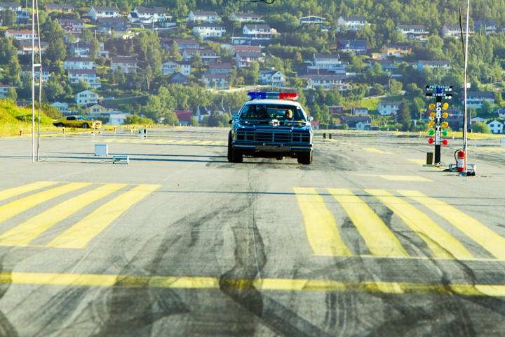 Videoglimt fra Dragrace i Narvik