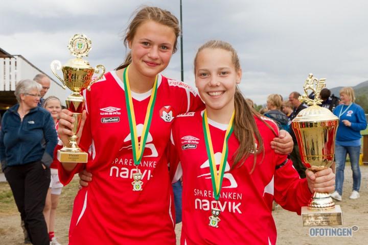 Bildeserie: Ballangen Camping Cup 2011