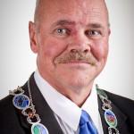 EVENES 28. SEPTEMBER 2011 - Konstituering av kommunestyret i Evenes kommune. Jardar Jensen (Høyre) er valgt som ordfører i Evenes kommune for perioden 2011-2015. (Foto: Robin Lund)