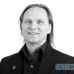 TJELDSUND 13. OKTOBER 2011 - Konstituering av kommunestyret. Fremskrittpartiets Karl-Albert Kjerstad. (Foto: Robin Lund, fotonaut.no)