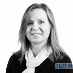 TJELDSUND 13. OKTOBER 2011 - Konstituering av kommunestyret. Høyres Liv Kristin Johnsen.