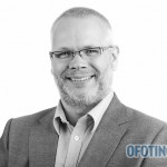 TJELDSUND 13. OKTOBER 2011 - Konstituering av kommunestyret. Høyres Øyvind Movik. (Foto: Robin Lund, fotonaut.no)