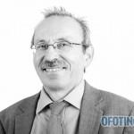 TJELDSUND 13. OKTOBER 2011 - Konstituering av kommunestyret. BFKHs Stig Kristensen. (Foto: Robin Lund, fotonaut.no)