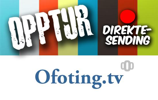 Direktesending fra Opptur