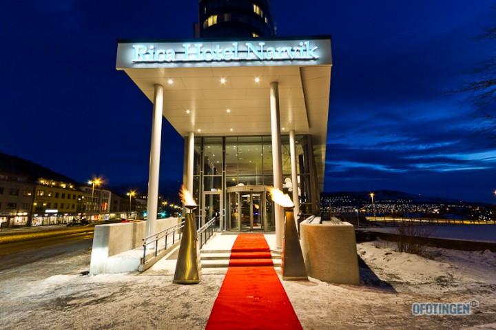 Bildeserie: Rica Hotel Narvik åpningsbankett