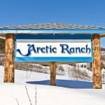 Arctic Ranch har kanskje Ofotens fineste skilt? Foto: Robin Lund .no