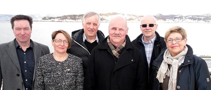 Nytt styre i Hålogalandsbrua