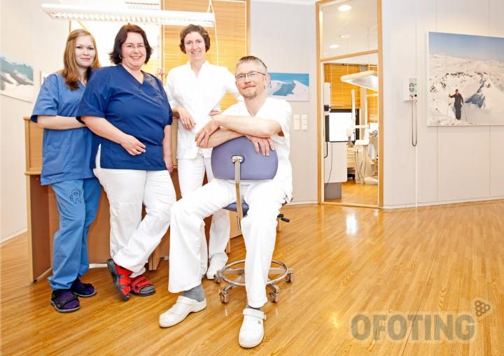 50 år med tannbehandling