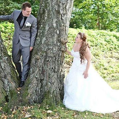 Nygift: Helene Michelle Pedersen og Bjørn Magne Johansen