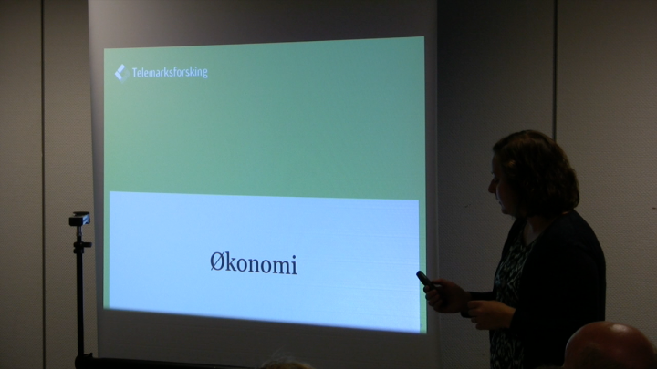 Ofoting.tv: Presentasjon om utredning av kommunestruktur