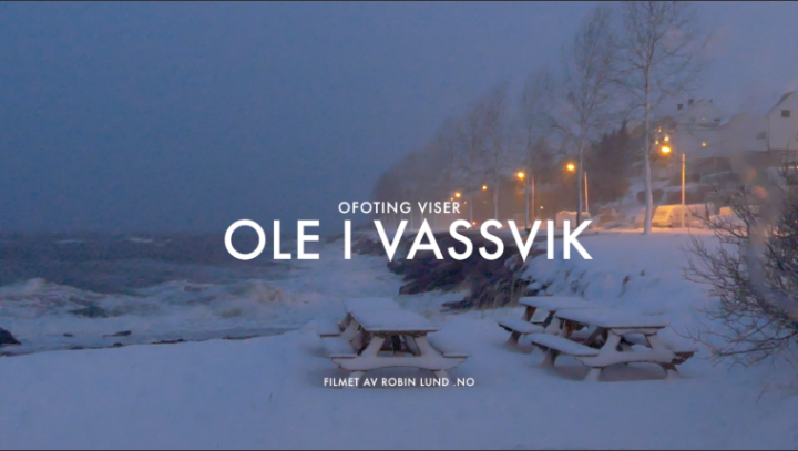 Slik så Ole ut i Vassvik