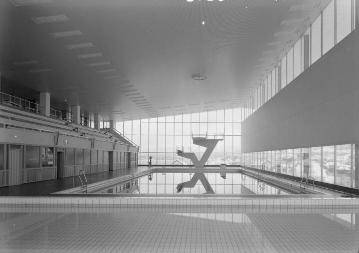 Svømmehallen, Idrettens hus, Narvik