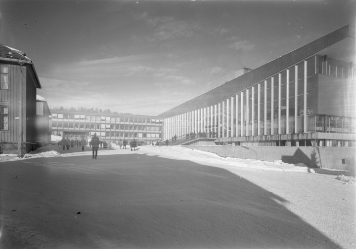 Idrettens hus, Narvik