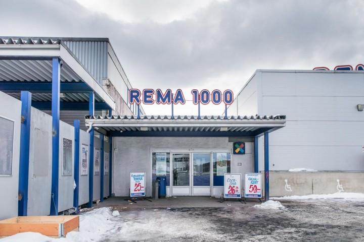 Rema 1000 Rombaksveien