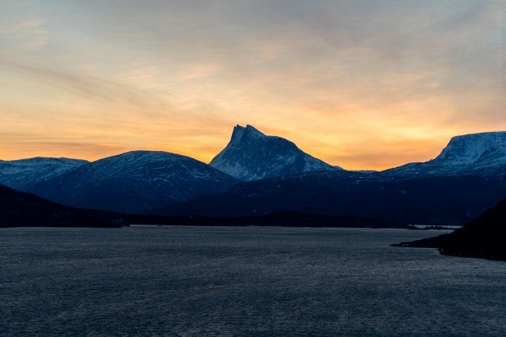 Durmålsfjellet i Skjomen