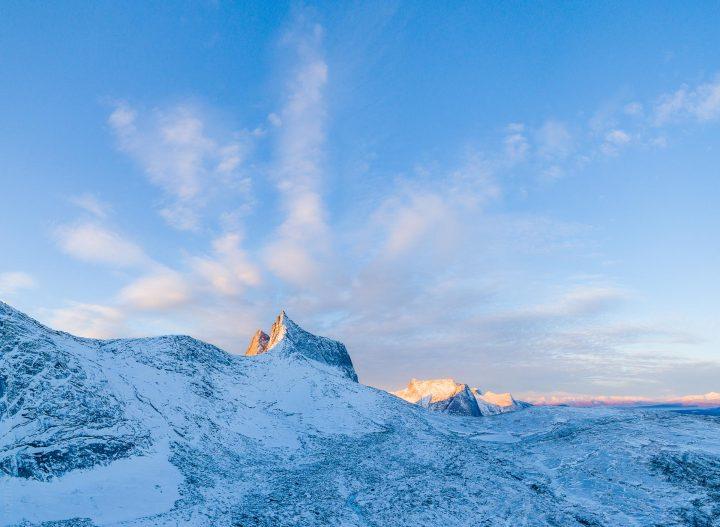 Kulhornet i Efjord