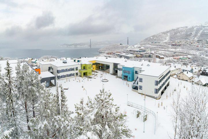 Nye Narvik ungdomsskole