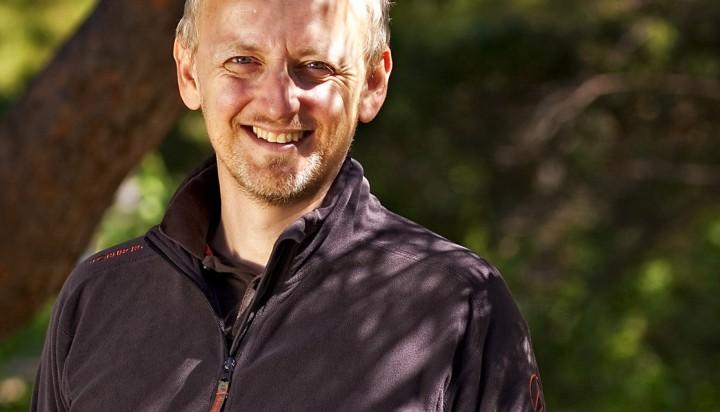 Daglig leder hos turprodusenten, Steinar J. Olsen, har gjort seg bemerket for å fremheve samfunnsansvar og utstrakt bruk av sosiale medier. Foto: Stormberg