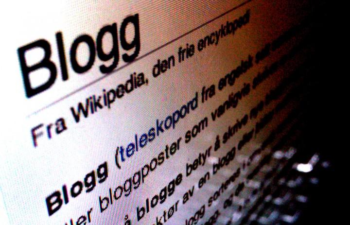 Ofoten-bloggere