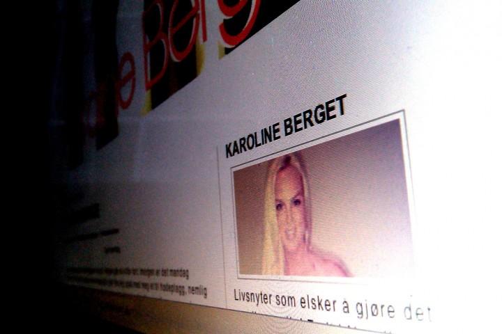 Ofoten-blogger: Karoline Berget