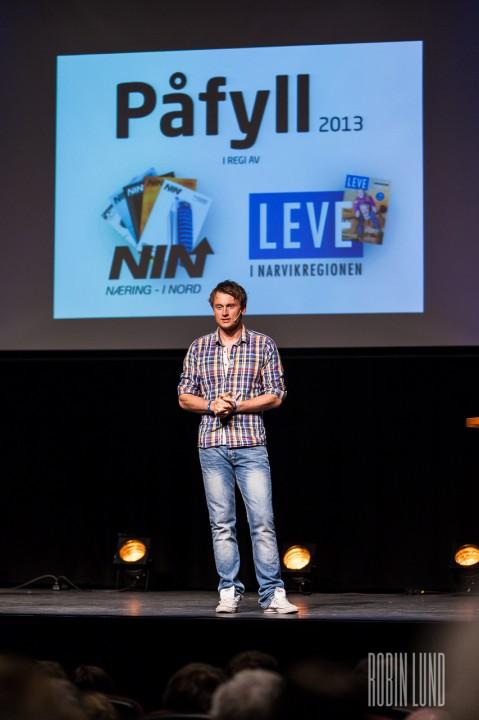 Bildeserie: Næringskonferansen «Påfyll»