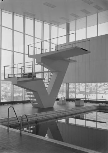 Stupetårnet, Idrettens hus, Narvik